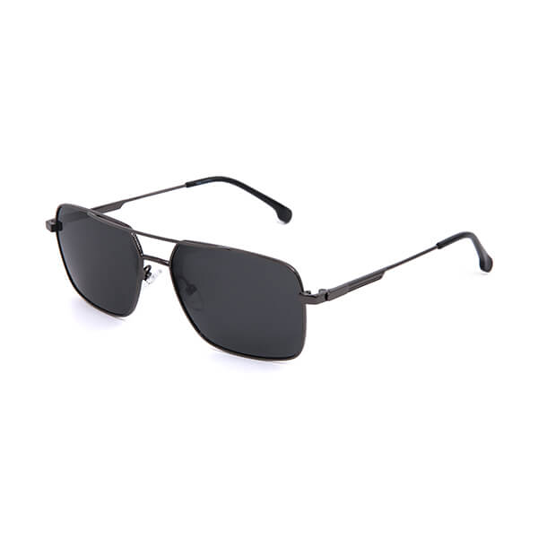 Classic Style Aviation UV400 Shades Sunglasses Metal Frame Polarized Lens for Outdoor
