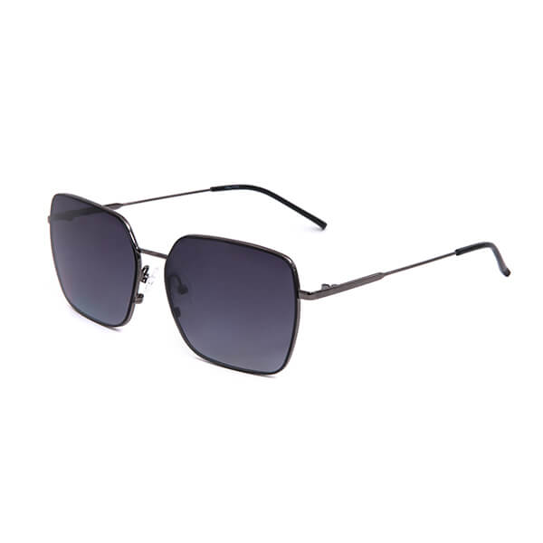 Designer Oversize Style Unisex Classic Metal Aviation Frame Sunglasses Polarized Anti UV Lens