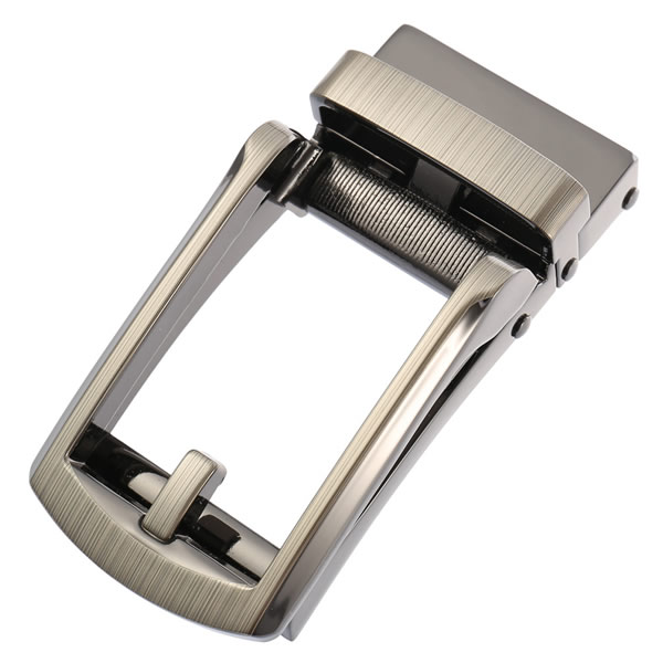 Dress Belt Alloy Ratchet Automatic Belt Buckles Mens